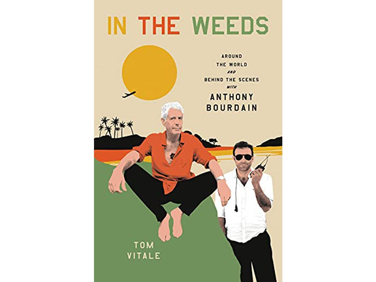 The cover of 'In the Weeds' by Tom Vitale