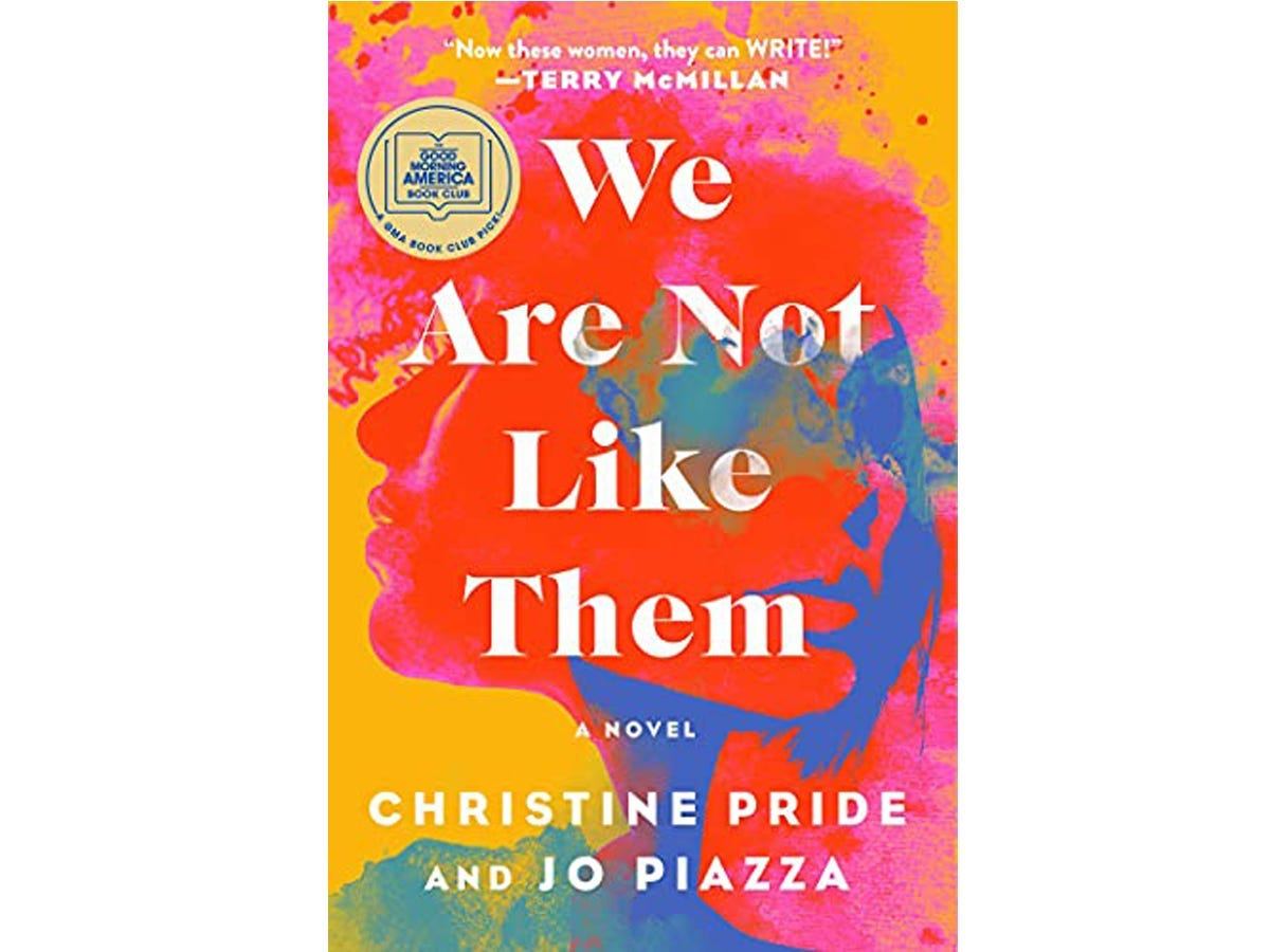The cover of We Are Not Like Them: A Novel